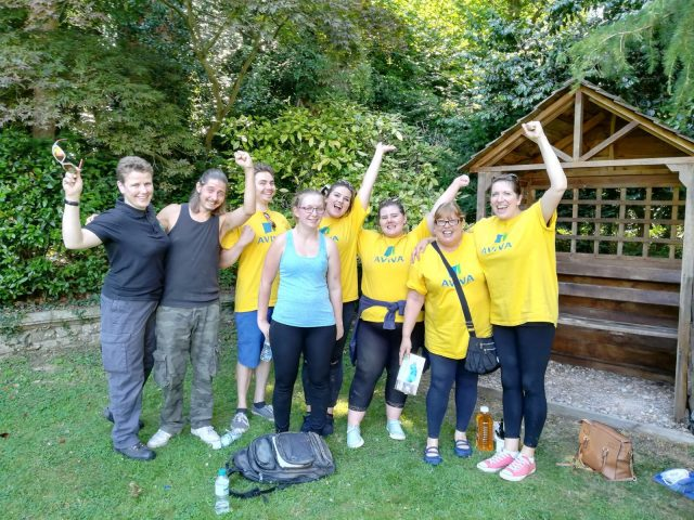 Employee volunteering: Aviva